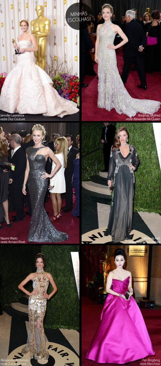 best dressed oscar 2013--
